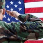USA veteran-saluting-flag